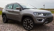 Confira o test drive do Jeep Compass Limited 4X4