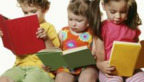Literatura infantil anima shopping no Cabula